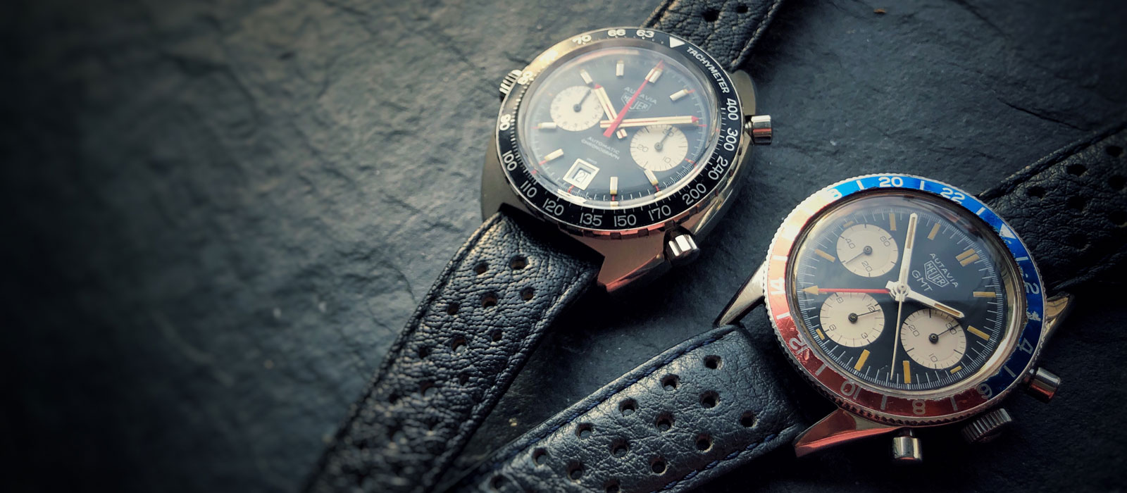 Vintage Heuer Watches  for sale
